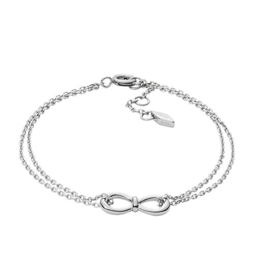 Fossil Women Stainless Steel Hand Chain Bracelet - JF02799040 QPKgOpMeb2