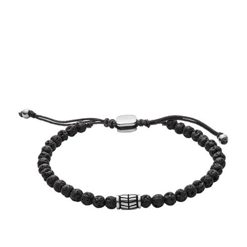 Black Semi-Precious Bracelet JF02887040