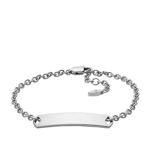 Fossil Plaque Steel Bracelet Jf02922040