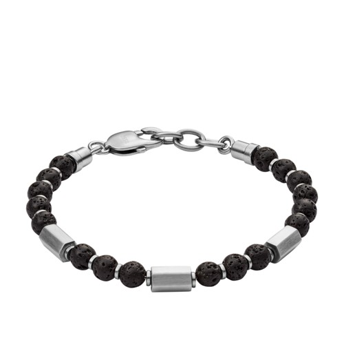 fossil Lava Stone Bracelet JF03007040
