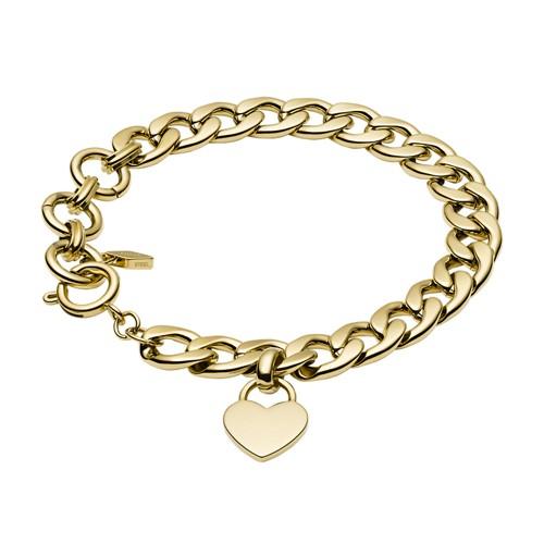 Gold-Tone Steel Bracelet JF03278710