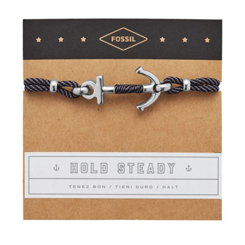 Hold Steady Nylon Bracelet JF03327040