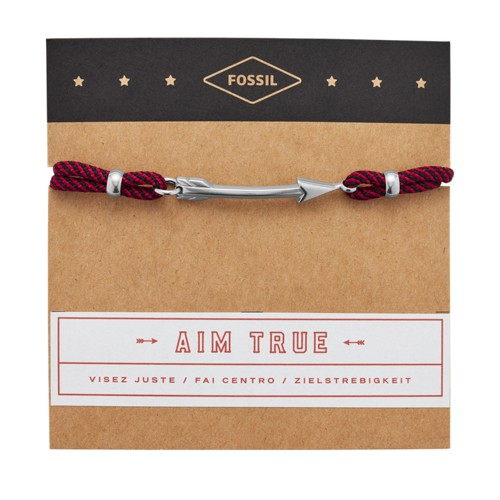 fossil Aim True Nylon Bracelet JF03328040