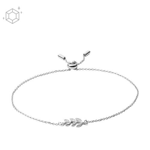 Olive Branch Sterling Silver Bracelet JFS00484040