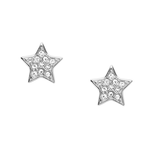 fossil Star Stainless Steel Studs JOF00292040
