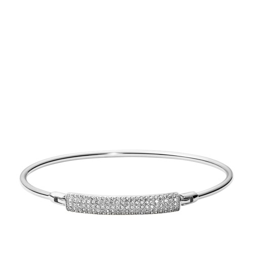 fossil Bar Stainless Steel Bangle JOF00414040