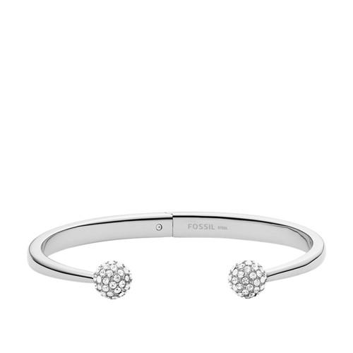 Silver-Tone Stainless Steel Bracelet JOF00591040