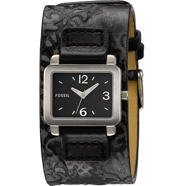 Fossil JR1009 Analogue Black Dial