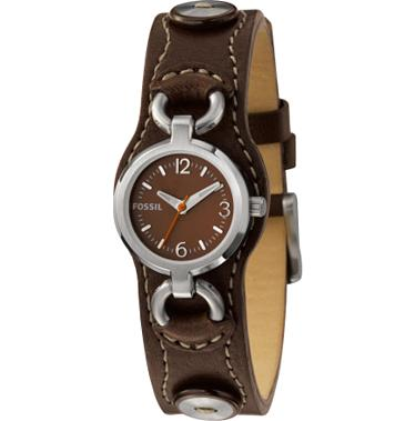 Fossil JR1014 Analog Brown Dial