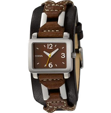 Fossil JR1034 Analog Brown Dial