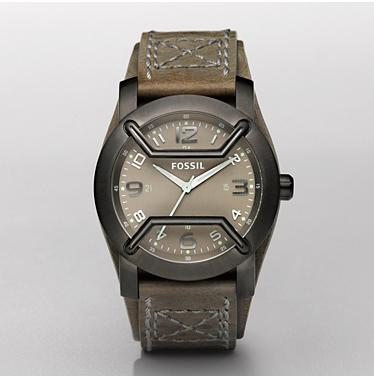 Fossil JR1137 Analog Silver Dial