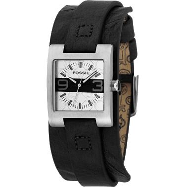 Fossil JR9514 Analog Black and white dial