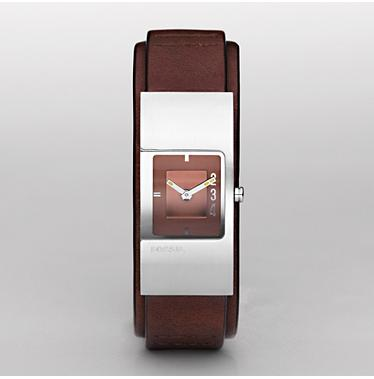 Fossil JR9675, Analog Brown Dial