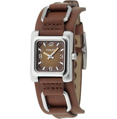 Fossil JR9719 Analogue Brown Dial
