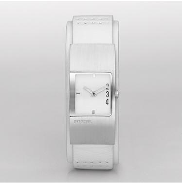 Fossil JR9940 Analogue white dial