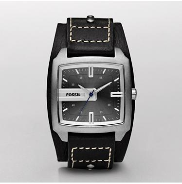 Fossil JR9991 Analog Black Dial
