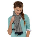 Fossil Chambray Scarf Lws1173 at Fossil