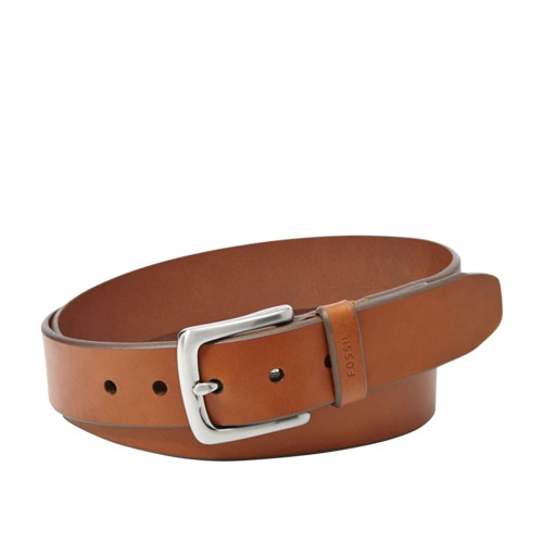 Fossil Joe Belt Mb1252cf22242 Color: Cognac