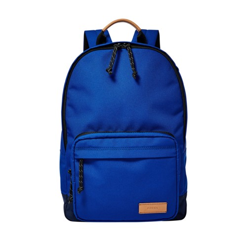 Fossil Estate Backpack Mbg9318470 Color: Blue
