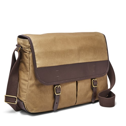 Fossil Buckner Messenger Mbg9353200 Color: Brown