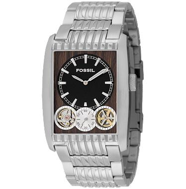Fossil ME1059 Twist Brown Dial
