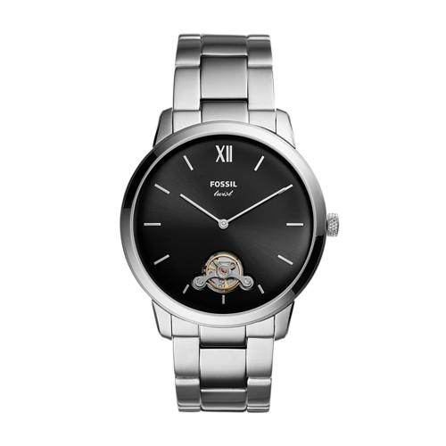 fossil Neutra Twist Stainless Steel Watch ME1170