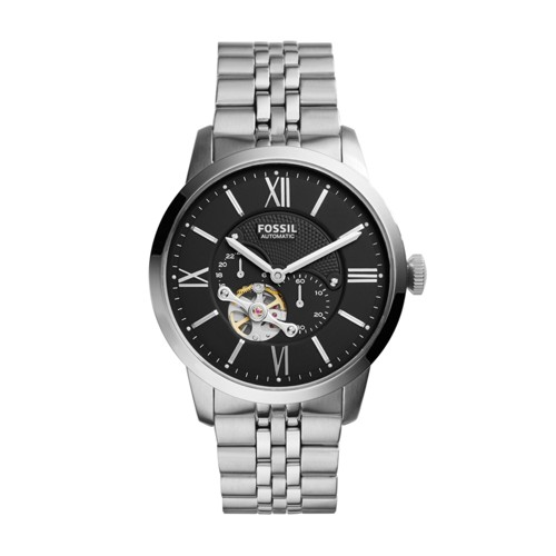 Townsman Automatic Stainless Steel Watch ME3107