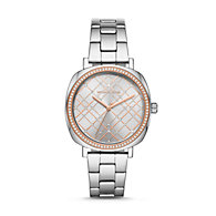 d9066b1b21d4 MK3988P · Compare · Quicklook · Michael Kors · New - Michael Kors Women s  Nia Two-Tone Watch