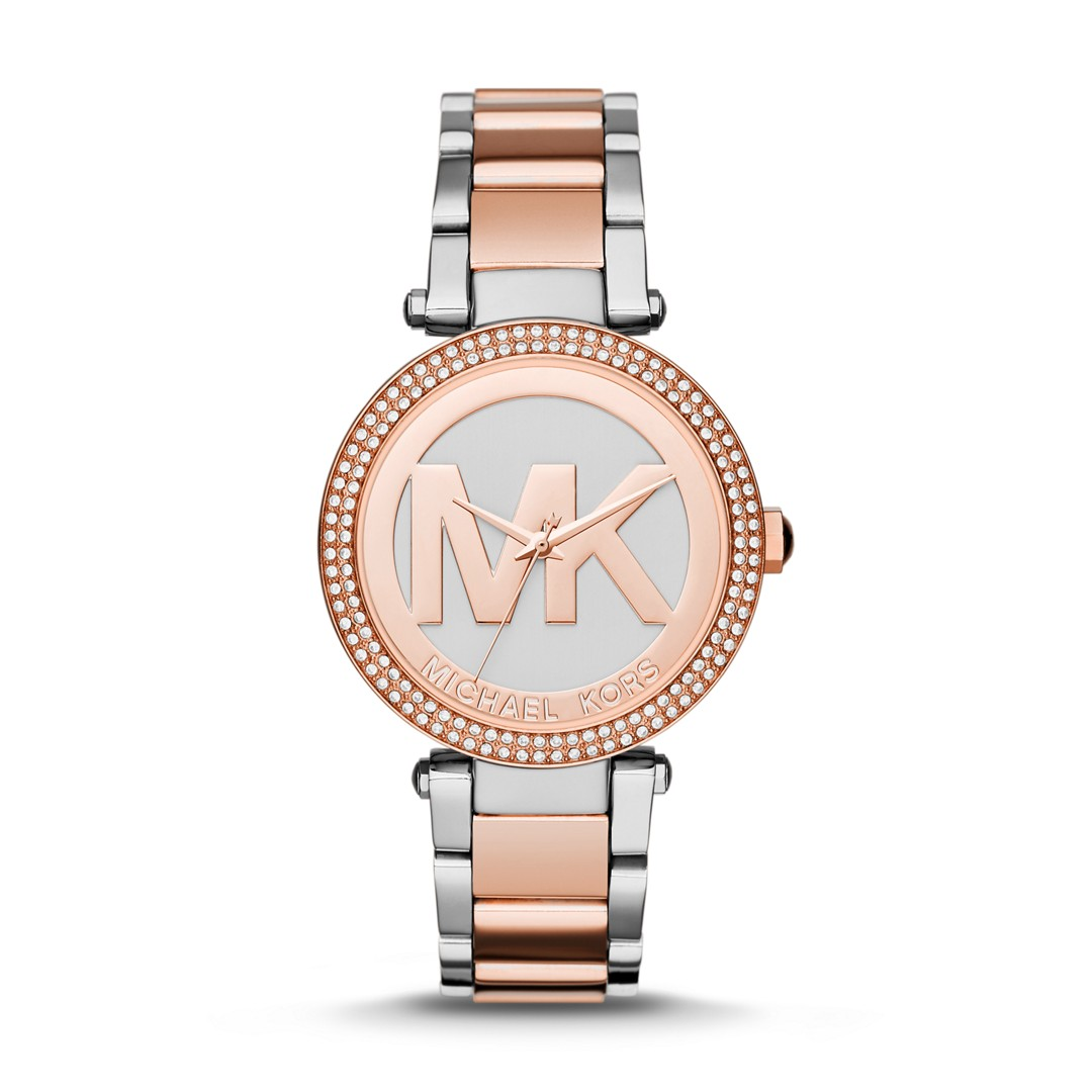 Michael Kors Michael Kors Women&Apos;S Parker Two-Tone Watch Mk6314 Jewelry ..