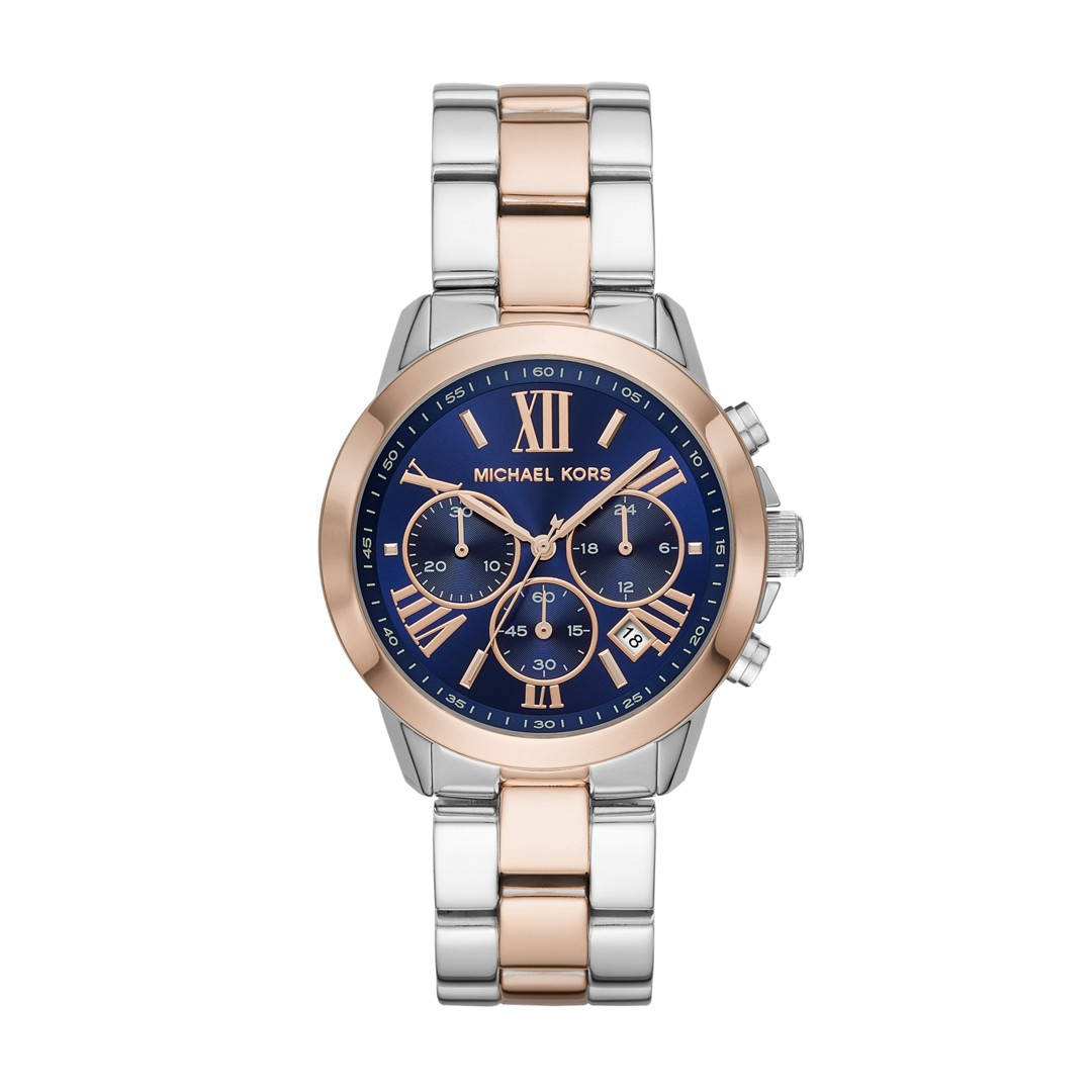 Michael-Kors Michael Kors Women&Apos;S Bradshaw Two-Tone Watch Mk6389 watche..