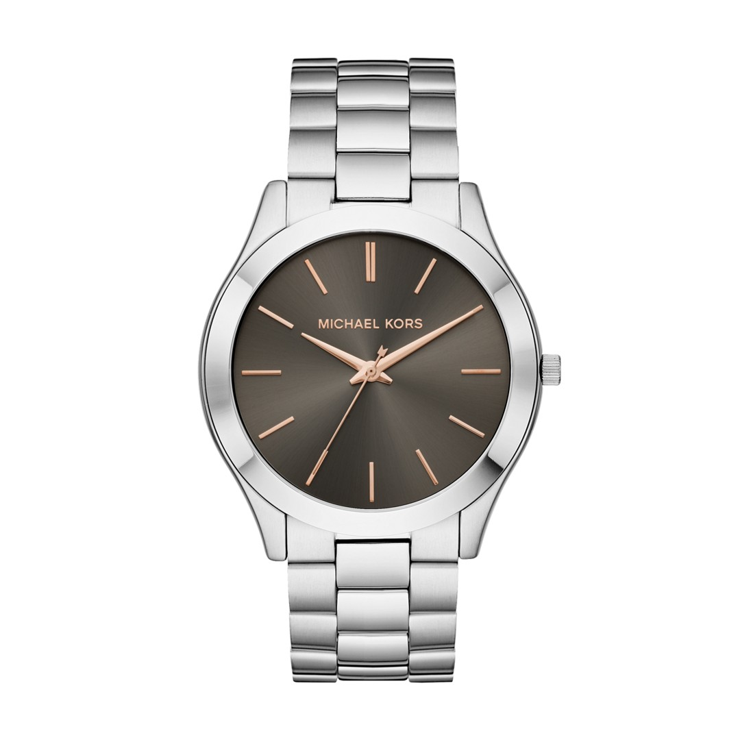 Michael Kors Michael Kors Men&Apos;S Slim Runway Stainless-Steel Watch Mk862..