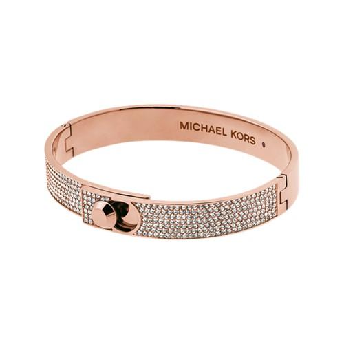 Michael Kors Heritage Rose Gold-Tone Bracelet Mkj4910791 Jewelry - MKJ491079..