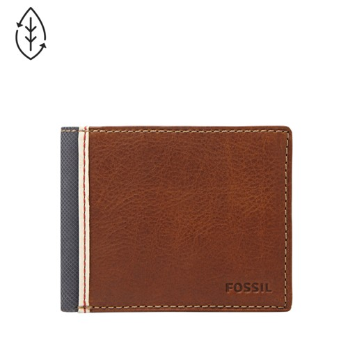 Fossil Elgin Traveler Wallet Ml3309200 Wallet