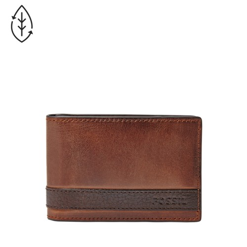 fossil Quinn Money Clip Bifold ML3650200