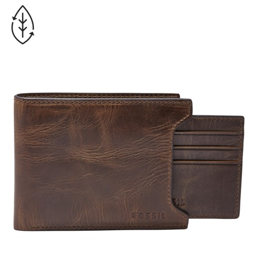 Fossil Derrick Sliding 2-In-1 Ml3685201 Wallet