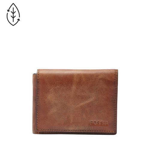 Fossil Derrick Execufold  Accessory Brown