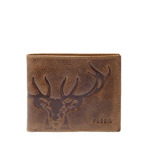 Fossil Jack Flip Id Bifold Ml3725200 Wallet