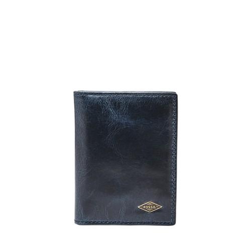 Fossil Ryan Rfid Card Case Bifold Ml3730400 Wallet