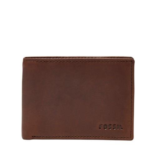 Fossil Adam Bifold Ml3744b001 Wallet
