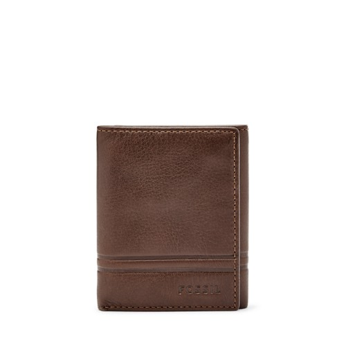 Fossil Watts Trifold Ml3816201 Wallet