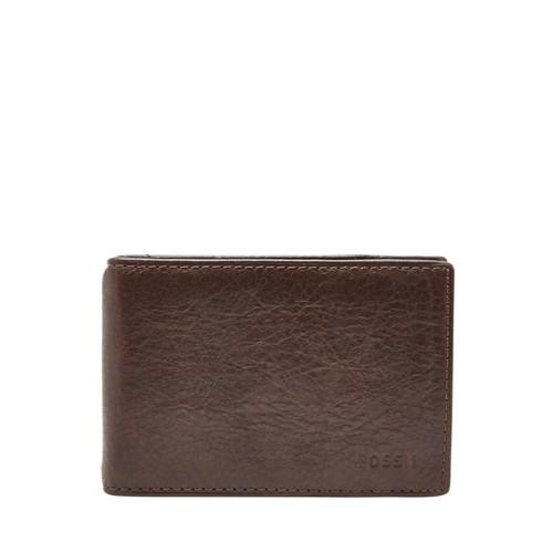 Fossil Ingram RFID Money Clip Bifold ML3857200