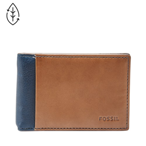 Fossil Ward RFID Money Clip Bifold ML3920400