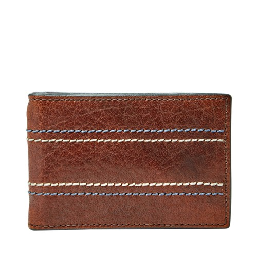 Fossil Reese RFID Money Clip Bifold ML3982200