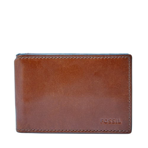 Fossil Hugh Money Clip Bifold ML3989B222