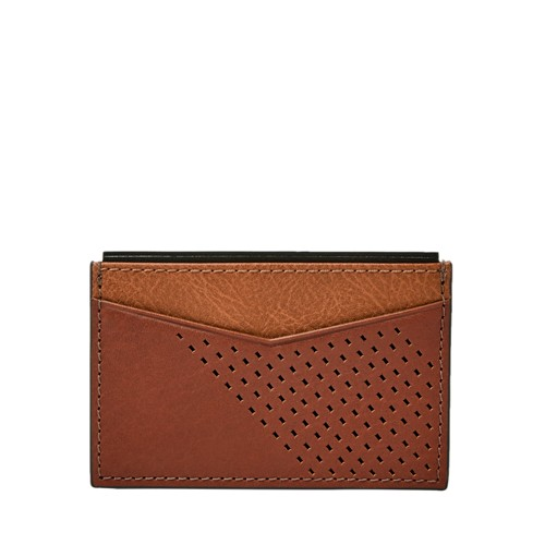 Fossil Dom Card Case Ml3997200 Wallet
