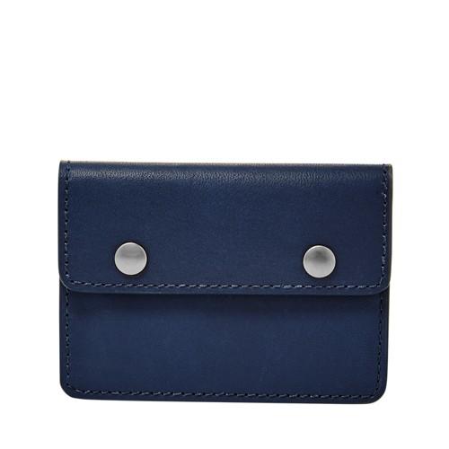 Fossil Mason Card Case Ml4002998 Color: Multi Wallet
