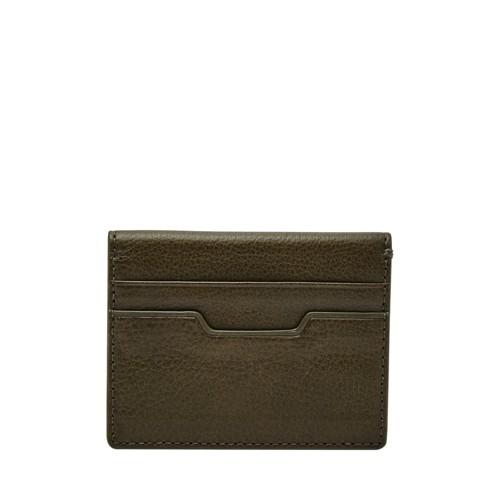 Fossil Ellis Magnetic Card Case ML4053300