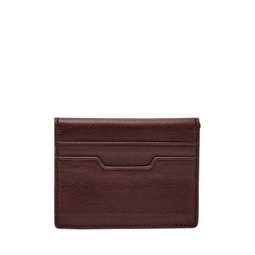 Fossil Ellis Magnetic Card Case ML4053609