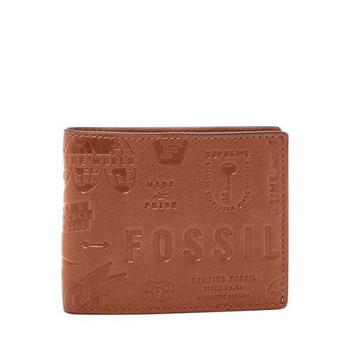 Fossil Fred Flip ID Bifold ML4080222