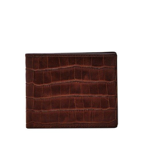 Fossil Darcy Bifold with Flip ID ML4096201